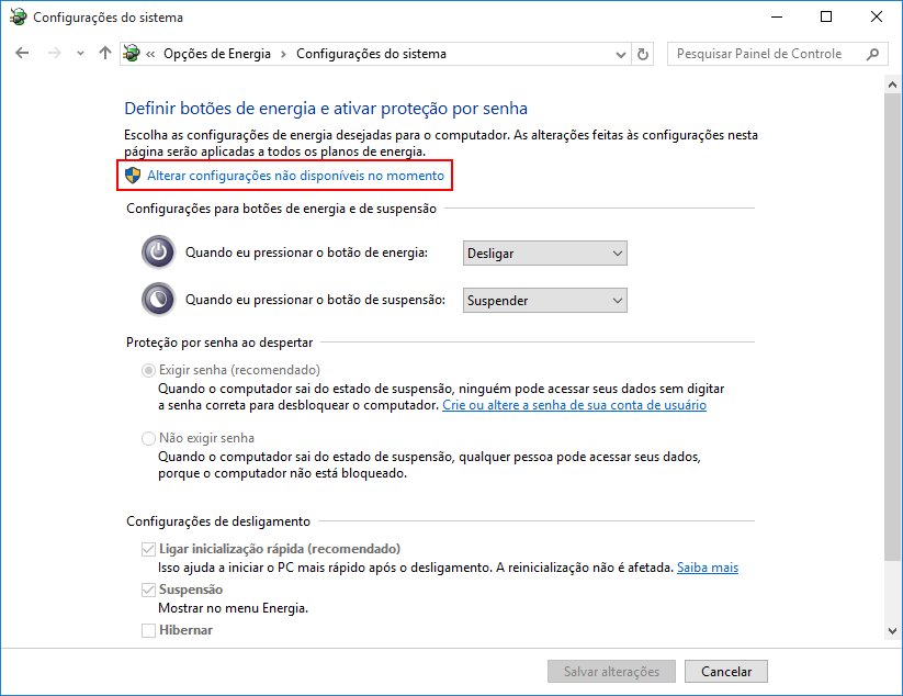 como desativar a inicializa 231 227 o r 225 pida do windows ant 244 nio